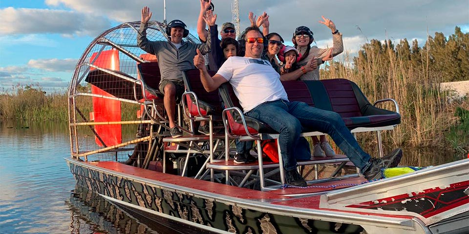 What to Expect While on A Fort Lauderdale Airboat Tour & Ride
