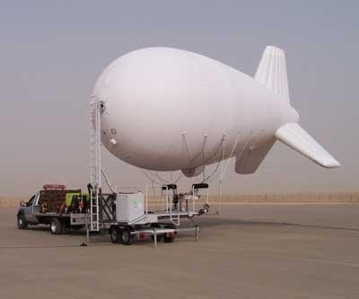 portable aerostat