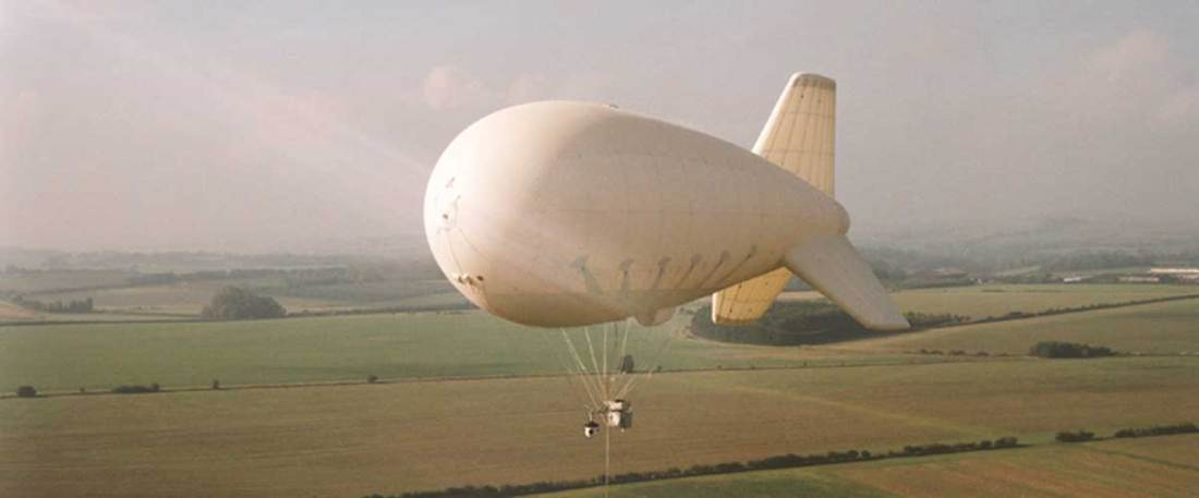 airborne industries aerostats uk