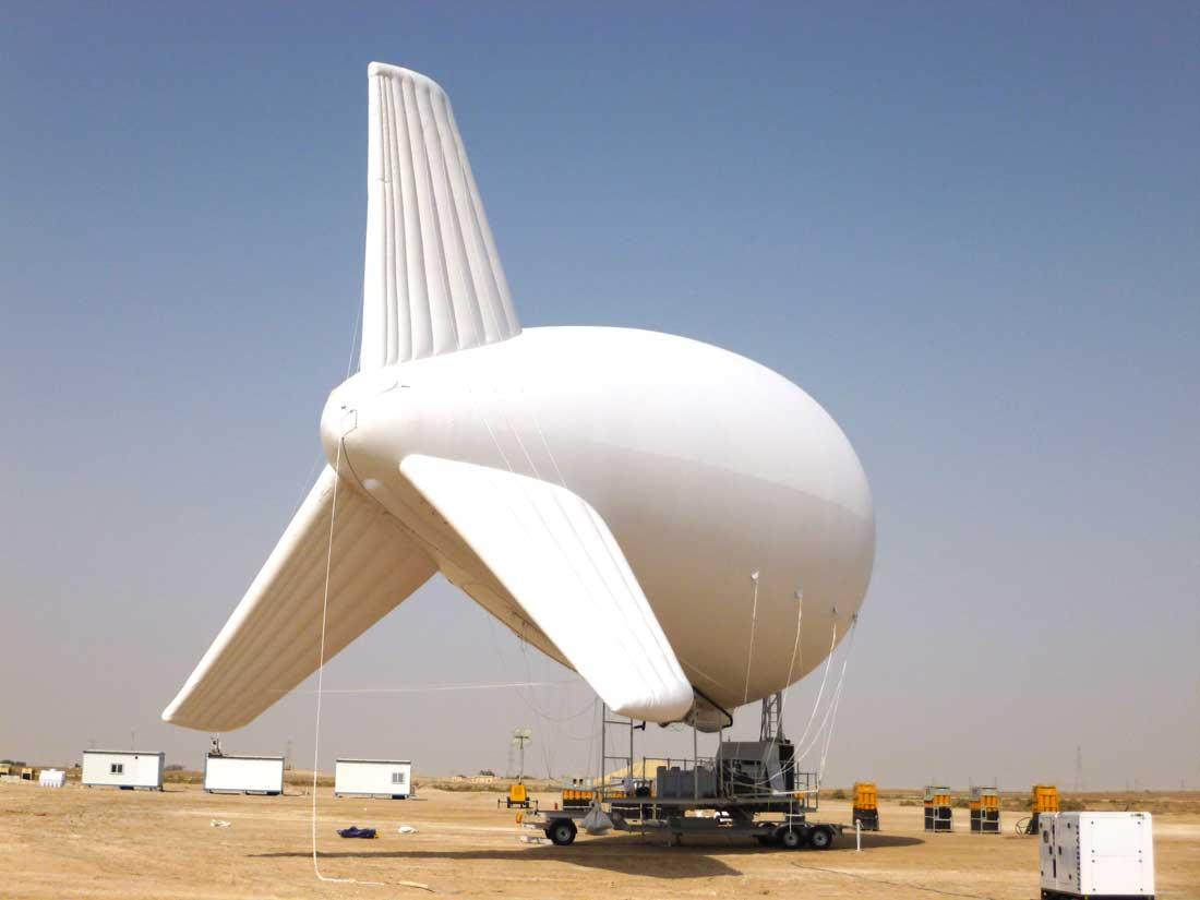airborne industries aerostat