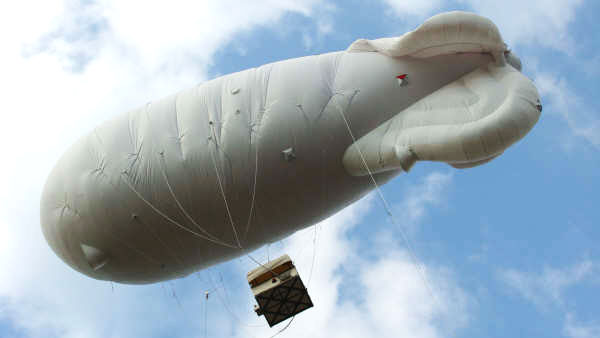 parachute training solution blimp