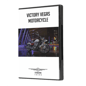 Victory Vegas Motorcycle Case
