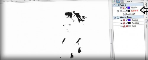 Layer1CorelDraw 500x202 - How to Make Layered Stencil in CorelDRAW?