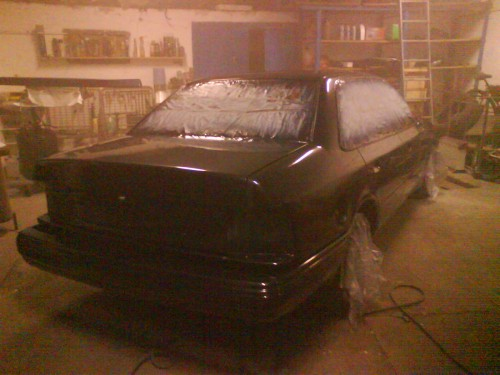 How To Paint Car 6 500x375 - How to Paint a Car or How Much it Might Cost to Paint a Car
