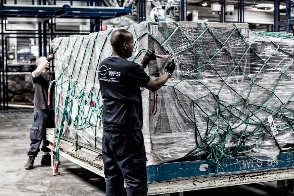 WFS French flourish as cargo deals roll in  Air Cargo News