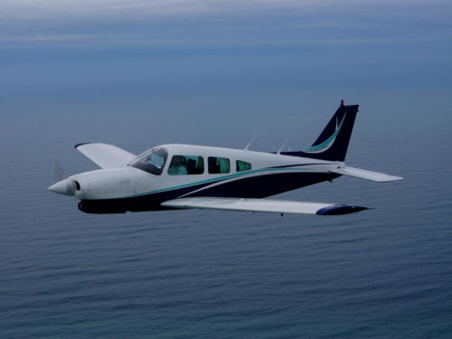 Peinture Piper PA28 Arrow 3