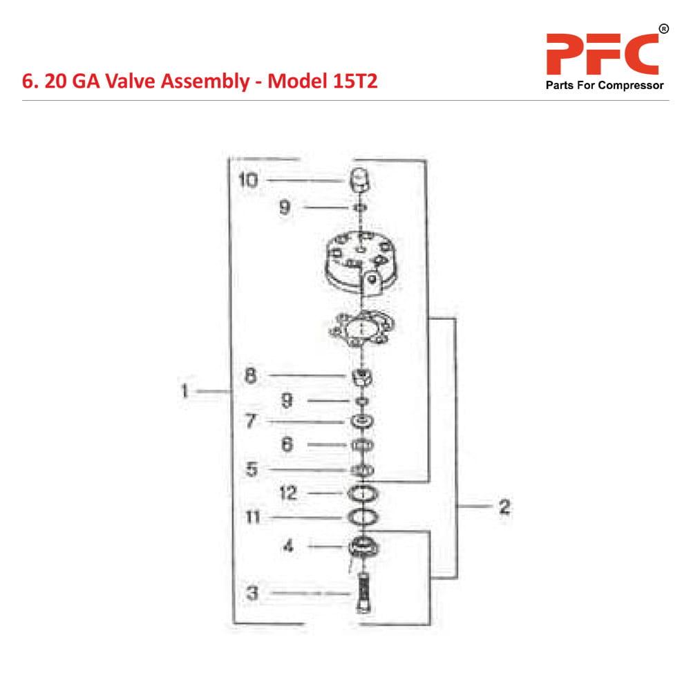 hight resolution of 11 06 20 ga valve assembly model 15t2 jpg