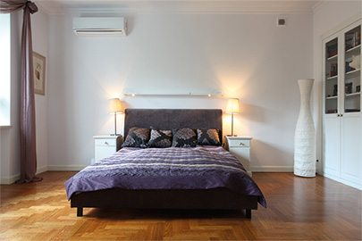 Bedroom Air Conditioning Installations  Expert Aircon