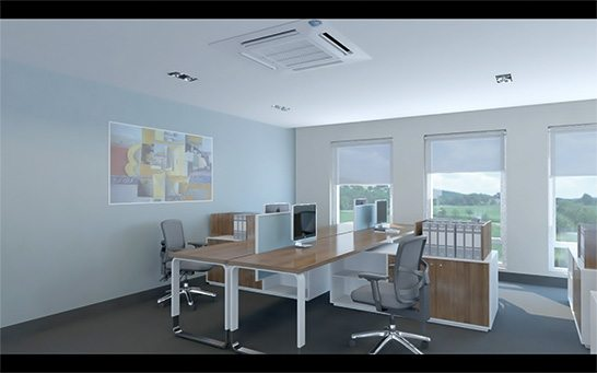 Ceiling Mounted Air Conditioners  Expert Aircon Installers