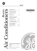 GE Air Conditioner Manual Downloads
