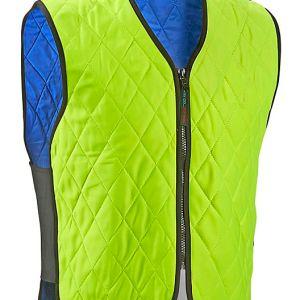 cooling vest lime-