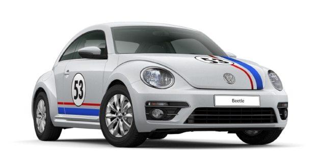 VW Beetle edisi Promo VPCM