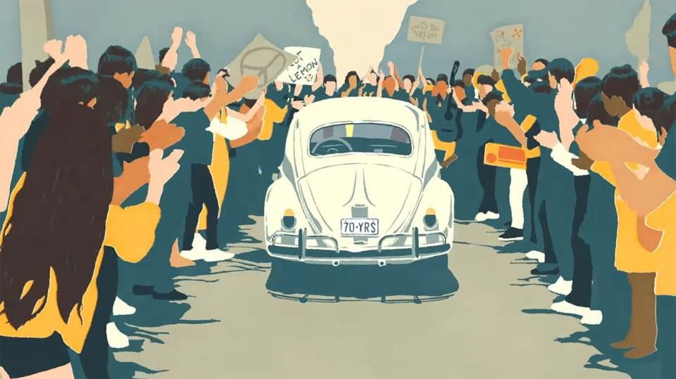 Sejarah Volkswagen Beetle Air Cooled Syndicate