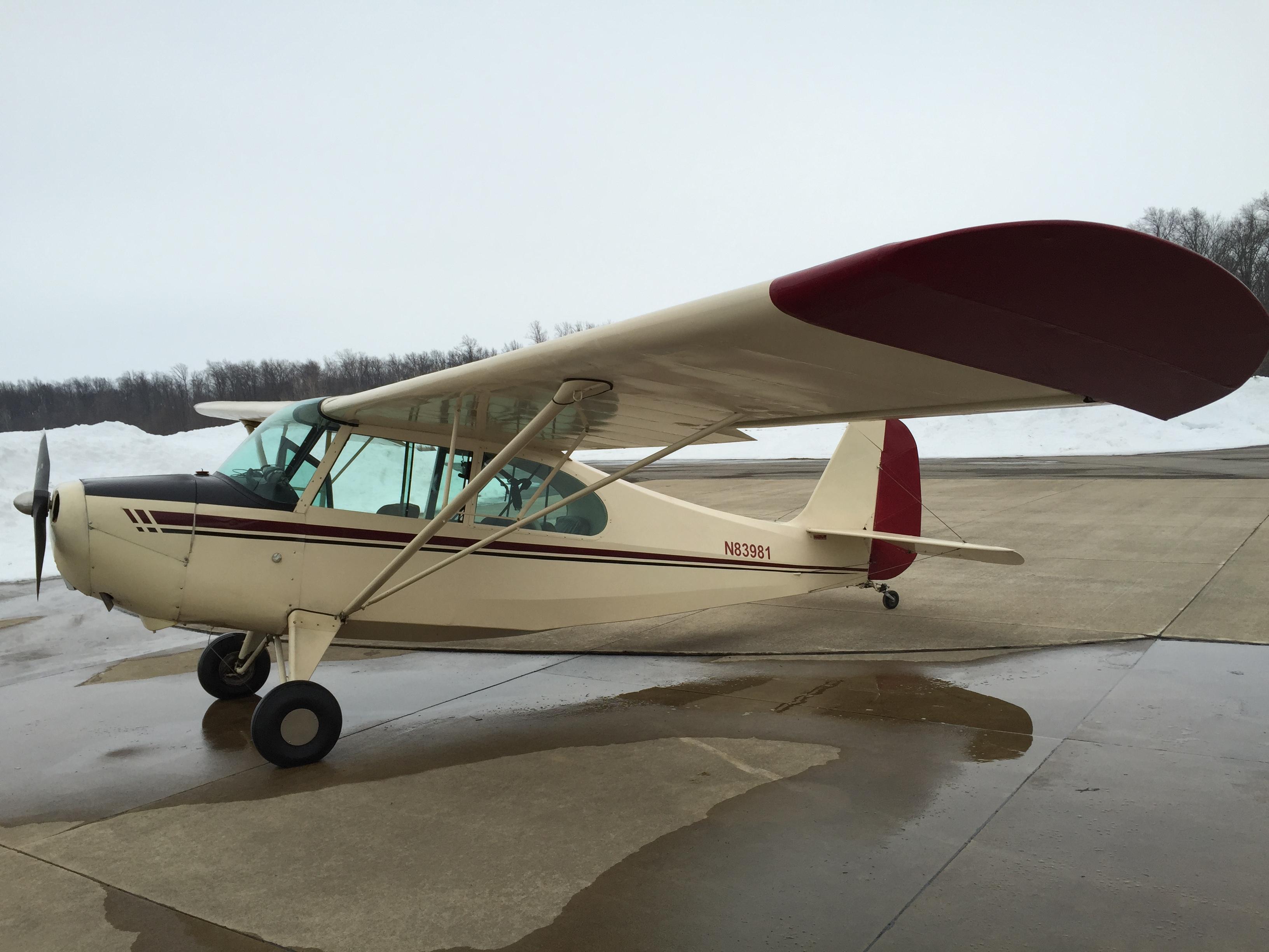 1946 Aeronca 7ac Champ