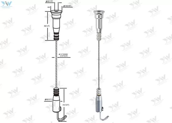 Quality Aircraft Cable Grippers & Adjustable Cable