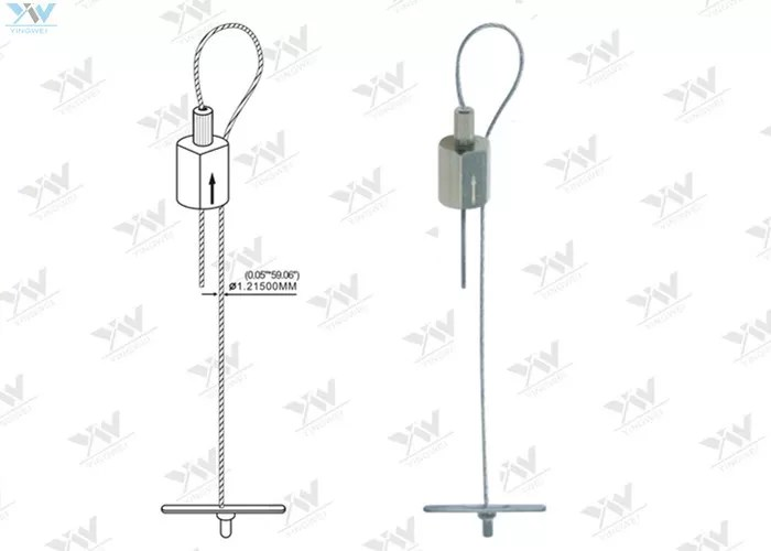 Aircraft Cable Suspension Systems / Suspension Wire Light