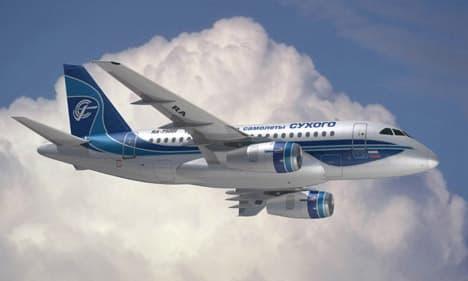 sukhoi superjet 100,  SSJ,  EASA certified