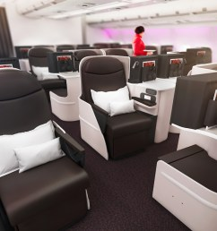 the story behind virgin atlantic s forthcoming a330 200 interiors [ 1400 x 700 Pixel ]