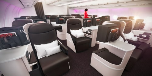 small resolution of the story behind virgin atlantic s forthcoming a330 200 interiors