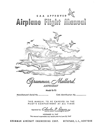 Grumman G-73 Mallard Series