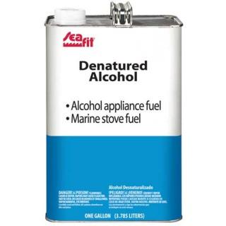 Gallon Of Denatured Alcohol