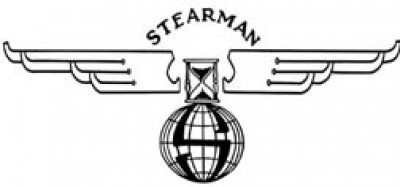 Stearman Aircraft Logo,Decals! Other Aviation Engines co