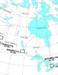 The six charts of series cover toronto montreal vancouver winnipeg calgary and edmonton latter two are printed back to also nav canada vta terminal from aircraft spruce rh aircraftspruce