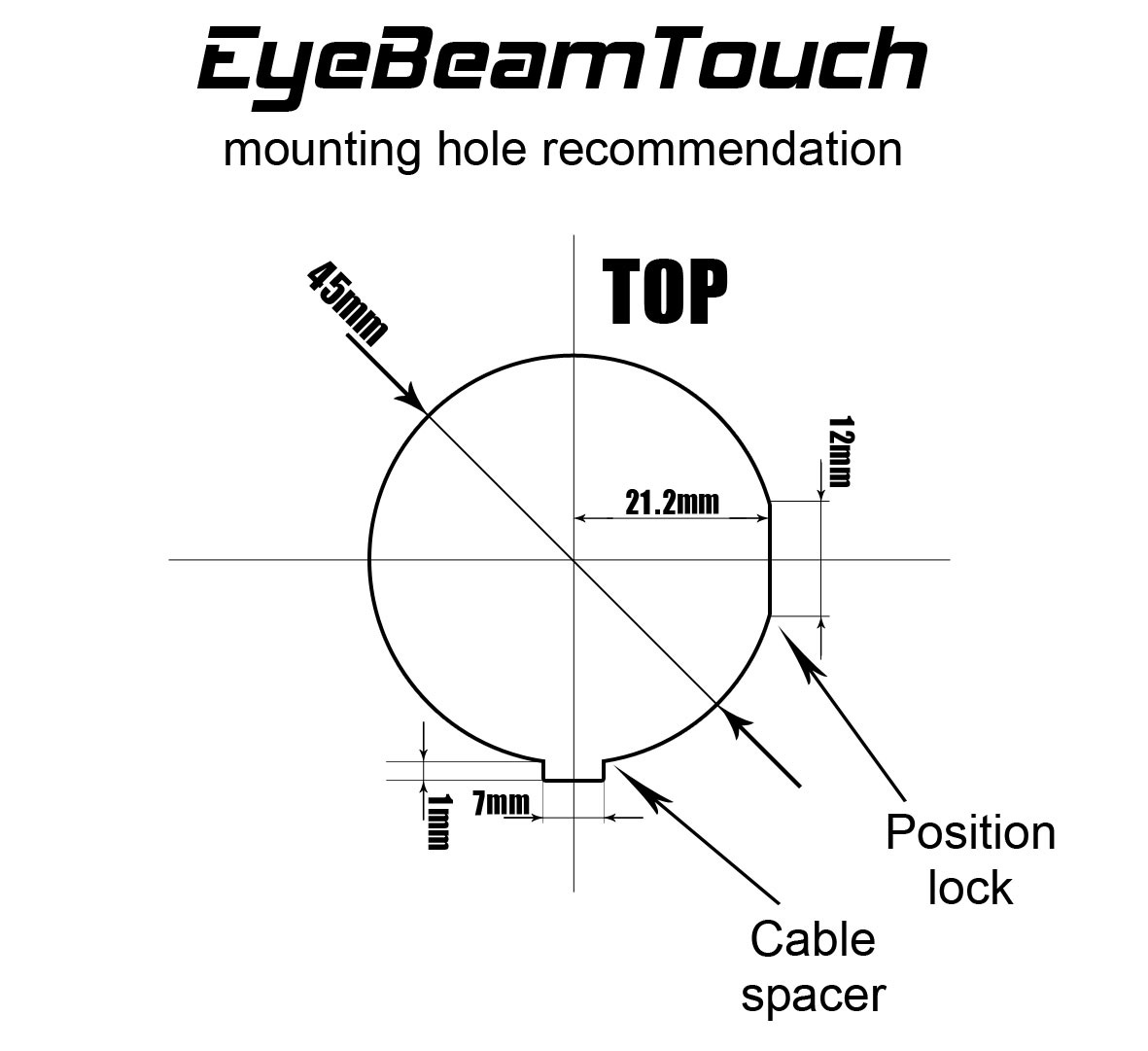 Aveoflash Eyebeam Touch Ebcpb From Aircraft Spruce Europe