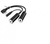 HEADSET ADAPTER FOR ICOM A6 A14 A24 from Aircraft Spruce