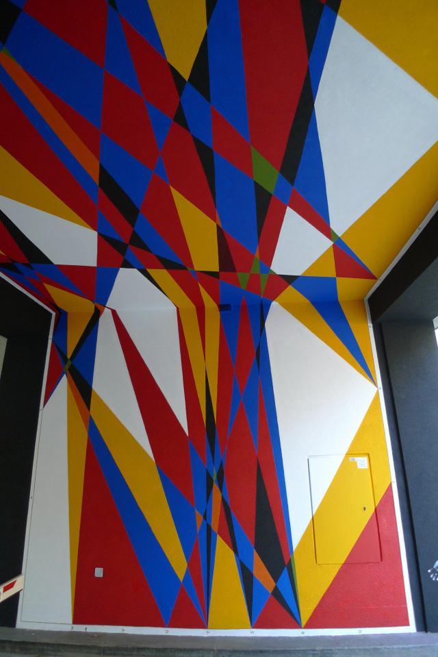 galerie wuensch aircube - OUTSIDERART - ROGELIO HARTMANN - SUPERUNIVERSO - 2010