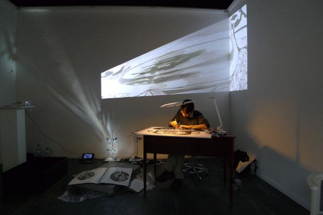 aircube project 12 - HIDEO IWASAKI - 2010