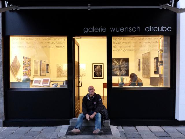 DANINO BOZIC, JERICA ZIHERL  - galerie wuensch aircube