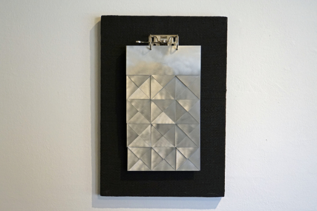DANINO BOZIC - 8X4 - metal/Wood - 57x39,5cm - 2008