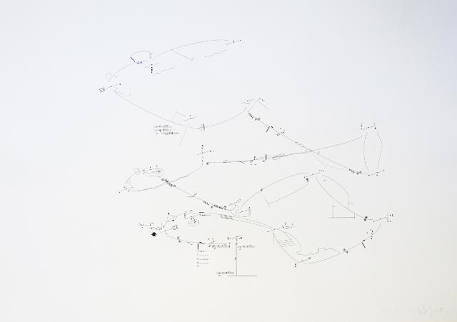 STEFAN GOMRINGER - computergrafik/papier - 1/1 - 2015