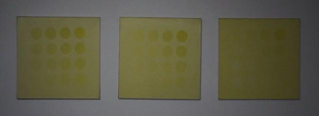 HANNS HERPICH - durchlauf 11 - polyester/jaquardgewebe - 2002 - 1-11/1