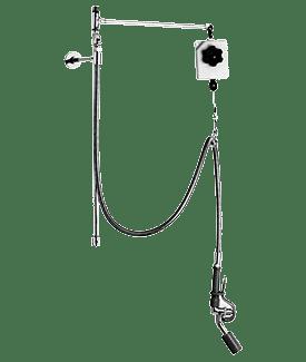 B-0126-VBR Pre-Rinse Retro-Fit Kit, Balancer, Angled Low