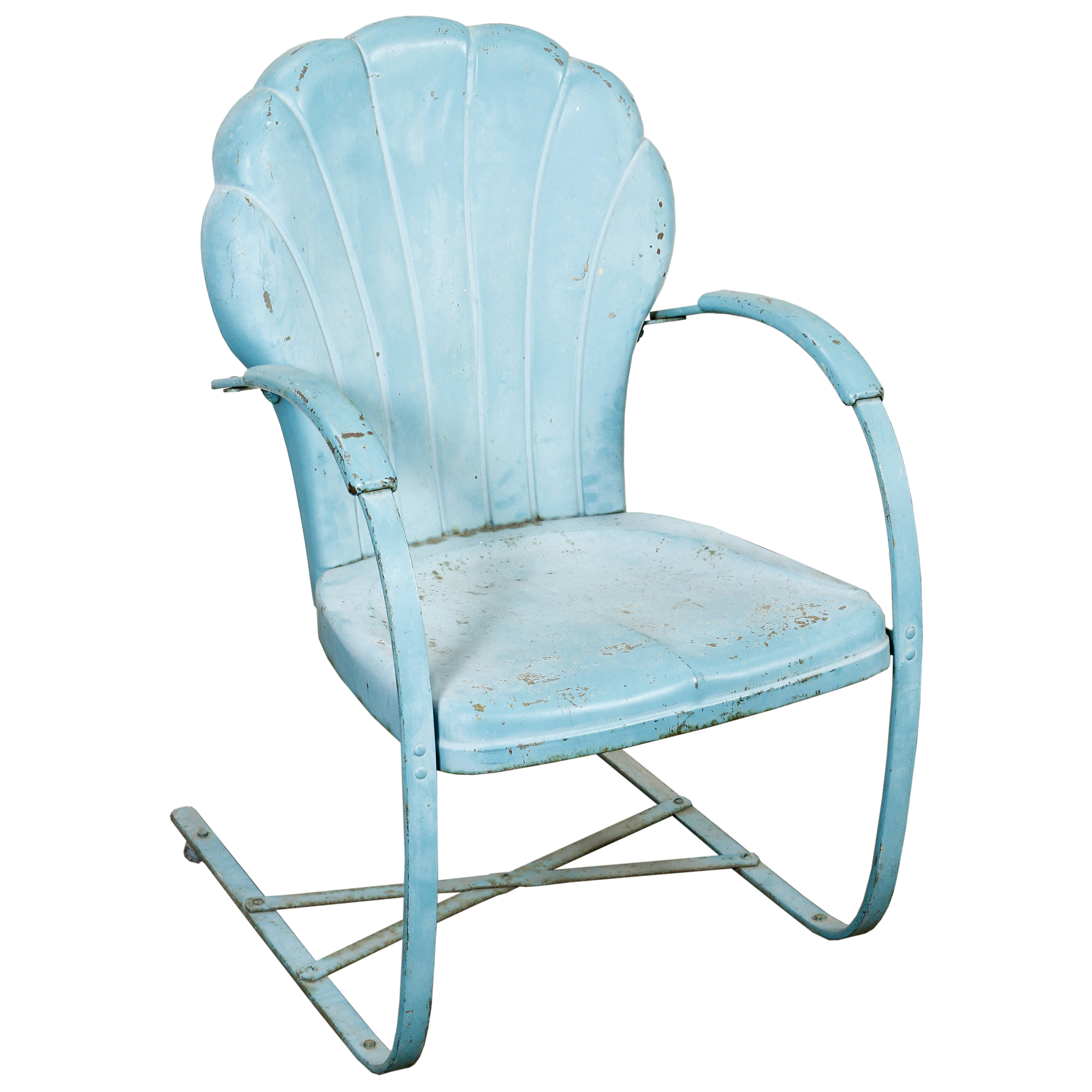 turquoise patio chairs brighton blue egg chair bistro garden furniture set lawn shell back air designs