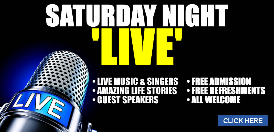 Saturday Night Live at Airdrie Ebenezer