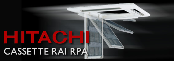 Hitachi CASSETTE RAI RPA