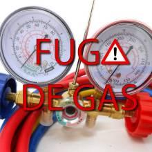 FUGA DE GAS