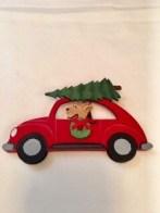 Airedale Rescue Raffle Ornament