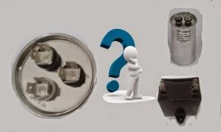 Como cambiar capacitador doble por dos capacitadores individuales