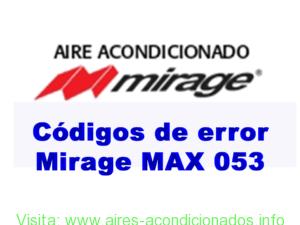 codigos-de-error-mirage-max-053