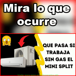 Que pasa si trabaja sin gas