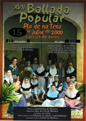 XVII Ballada Popular