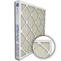 16x25x2 Astro-Allergen Antimicrobial AC / Furnace Filter ...