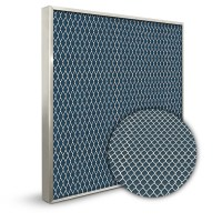 16x25x1 EZ2000 Washable Electrostatic AC / Furnace Filter ...