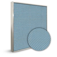 20x20x1 Lifetime Washable Electrostatic AC / Furnace ...