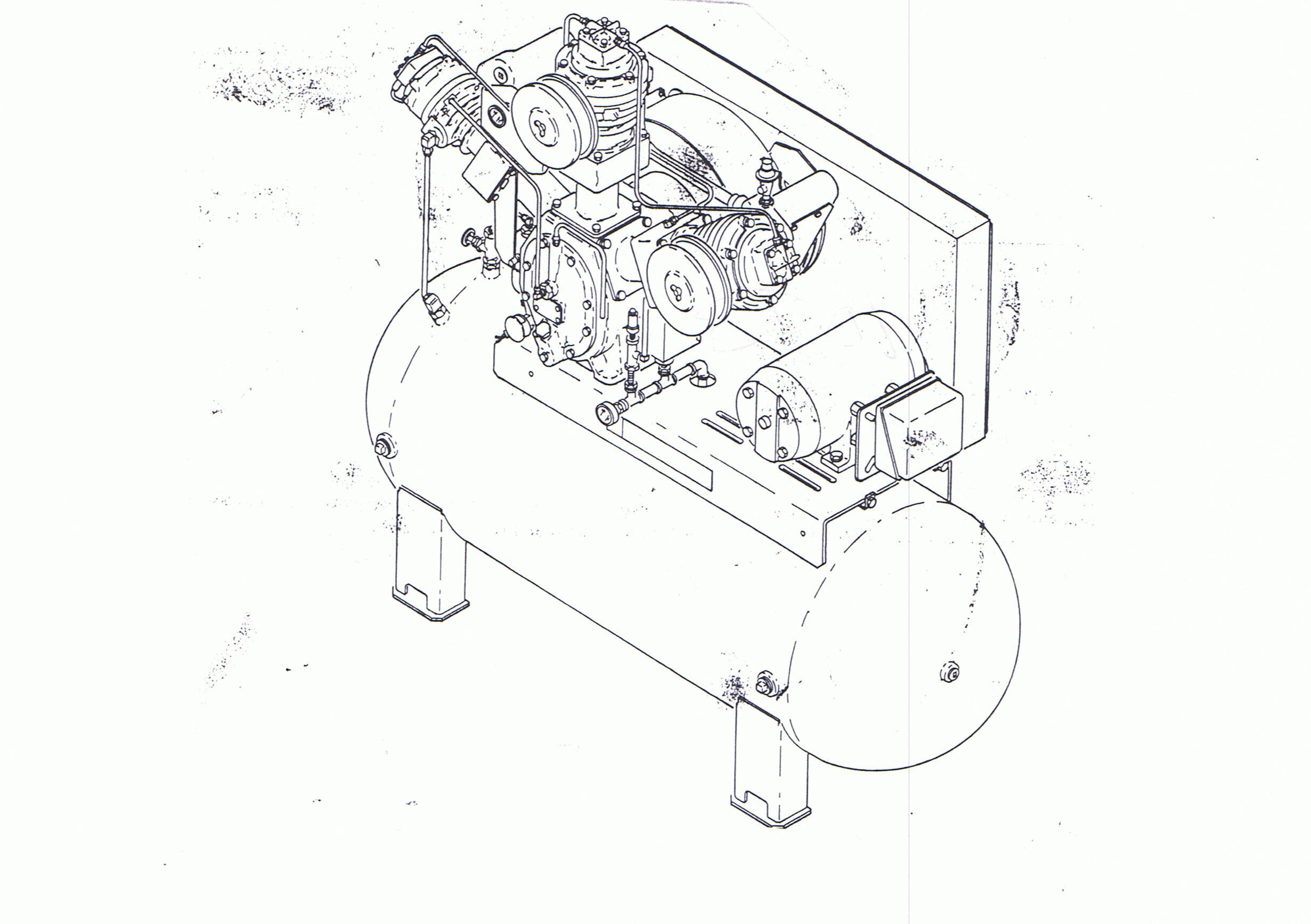 Ingersoll Rand P185wjd Parts Manual