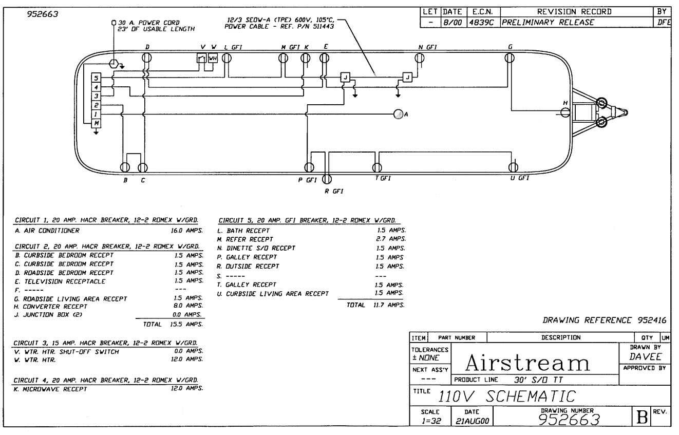 110v outlet wiring diagram for big tex trailer plug bing images